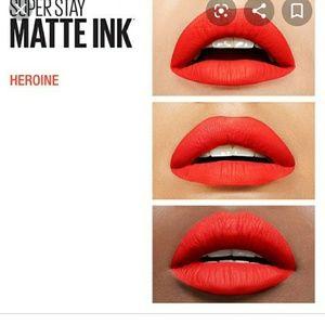 Matte ink - heroine